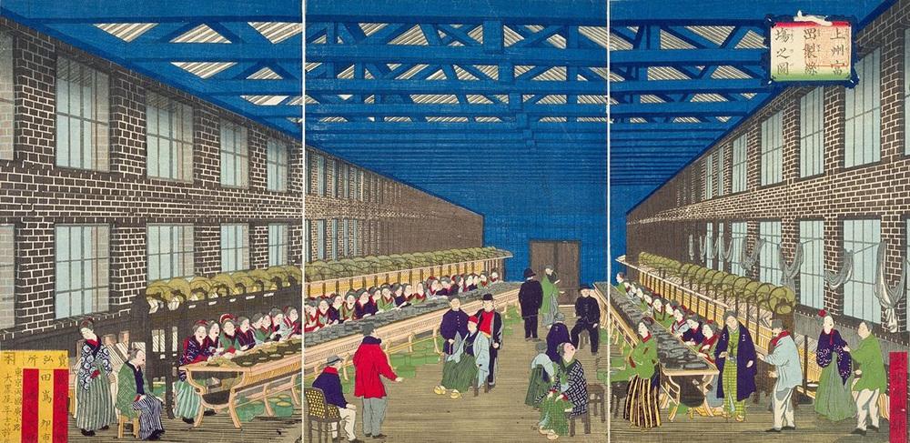 Tiến trình công nghiệp hóa và sự nổi lên của các tập đoàn tài phiệt Zaibatsu ở Nhật Bản - Ảnh 4.