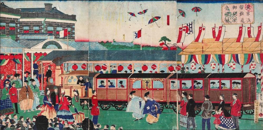 Tiến trình công nghiệp hóa và sự nổi lên của các tập đoàn tài phiệt Zaibatsu ở Nhật Bản - Ảnh 2.