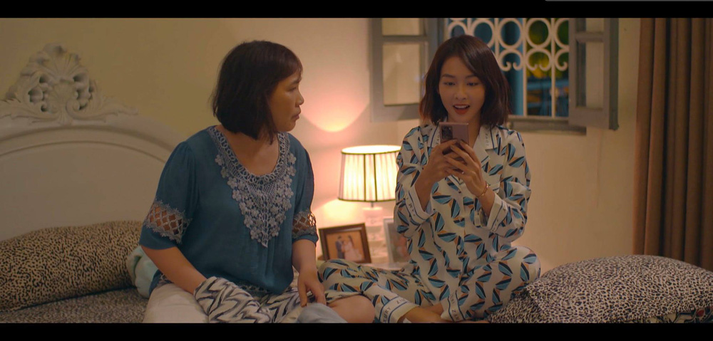 Thời trang đồ ngủ trên phim của Phương Oanh, Hồng Diễm cùng các nữ diễn viên - ảnh 49
