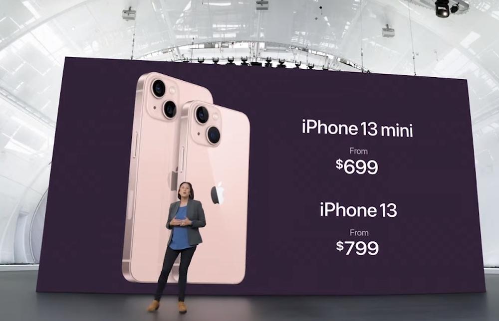 iPhone 13 ra mắt với 4 phiên bản, lên kệ ngày 24/9 - ảnh 8