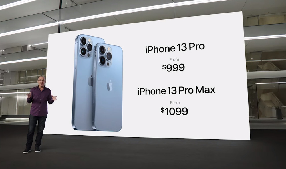 iPhone 13 ra mắt với 4 phiên bản, lên kệ ngày 24/9 - ảnh 18