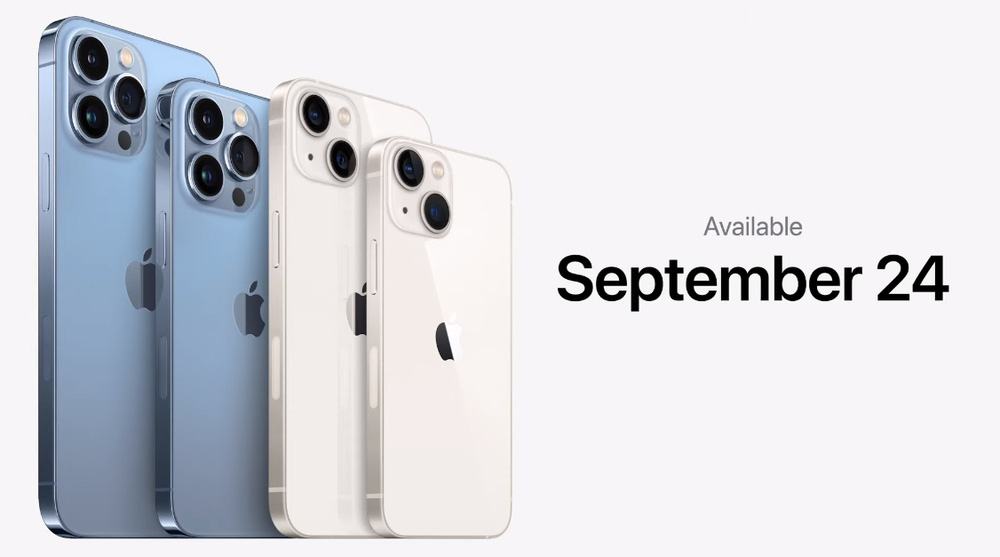 iPhone 13 ra mắt với 4 phiên bản, lên kệ ngày 24/9 - ảnh 19