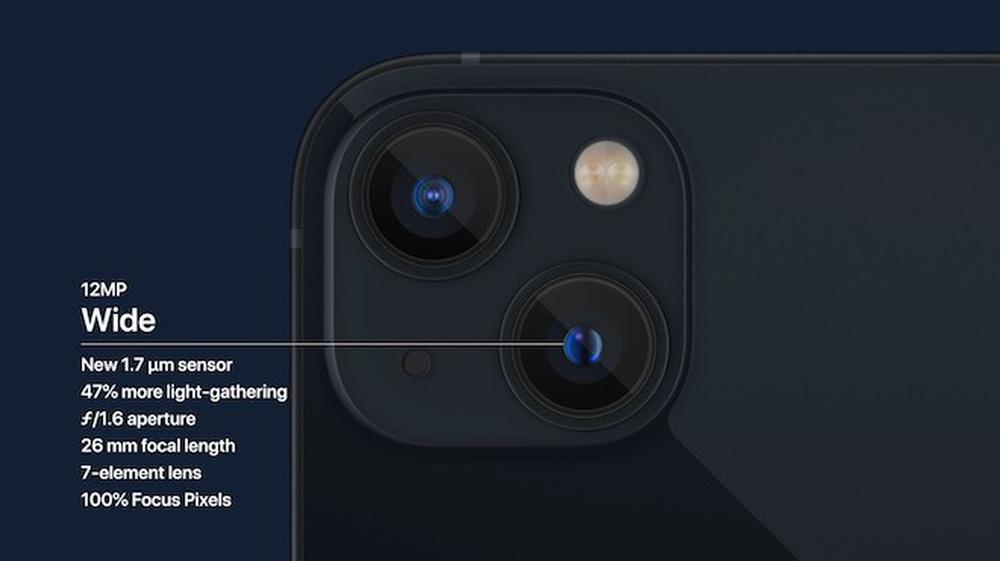 iPhone 13 ra mắt với 4 phiên bản, lên kệ ngày 24/9 - ảnh 5