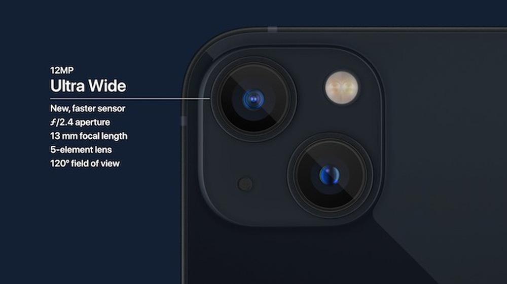 iPhone 13 ra mắt với 4 phiên bản, lên kệ ngày 24/9 - ảnh 6