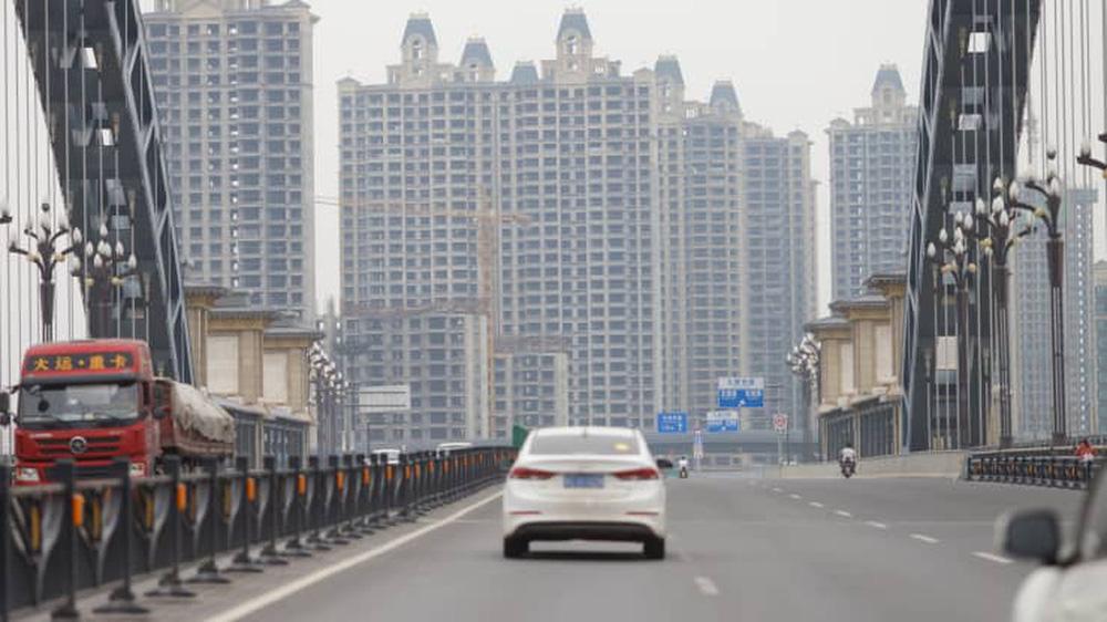 Trung Quốc nằm trên quả bom nợ Evergrande - ảnh 1