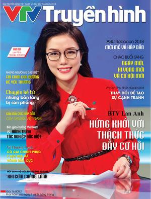 Tạp chí TH số 382 kỳ 2 tháng 8/2018