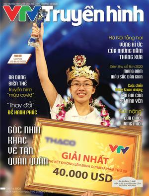 Tạp chí TH số 433 kỳ 1 tháng 10/2020