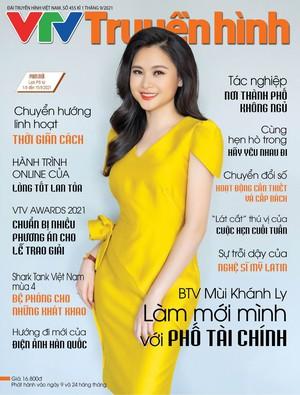Tạp chí TH số 455 kỳ 1 tháng 9/2021