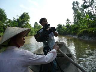 Tác nghiệp trên sông