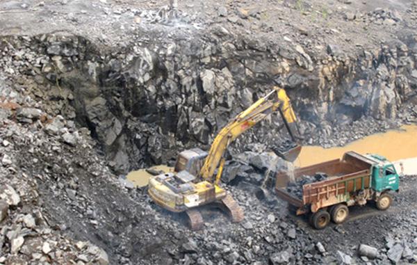 Kết quả hình ảnh cho ngành khai khoáng