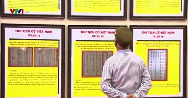 Khai mạc Triển lãm về Hoàng Sa, Trường Sa tại Sơn La