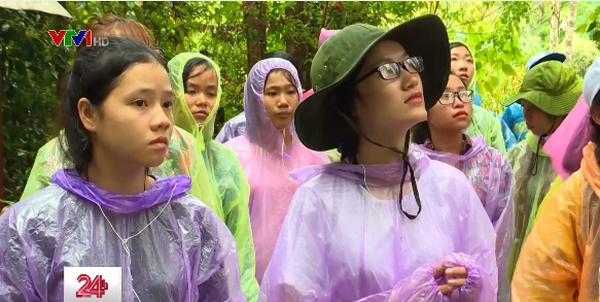Lâm Đồng: Giáo dục bảo vệ môi trường từ lớp học tại vườn quốc gia