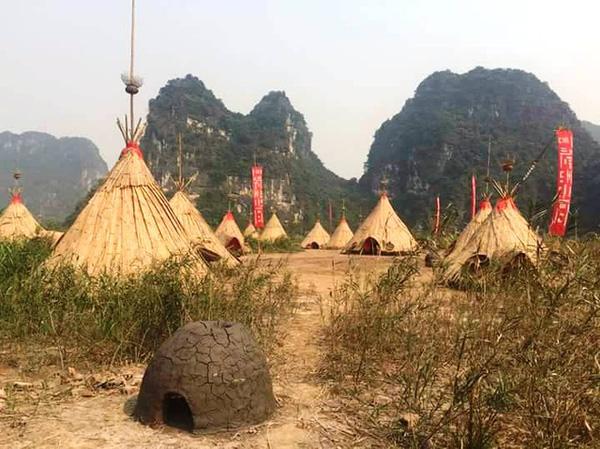 """Mở cửa phim trường """"Kong: Skull Island"""" tại Ninh Bình"""