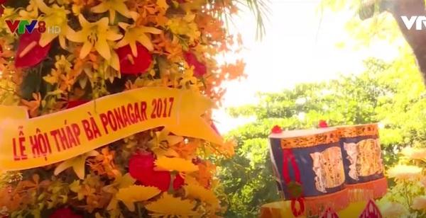 Bế mạc Lễ hội Tháp Bà Ponagar