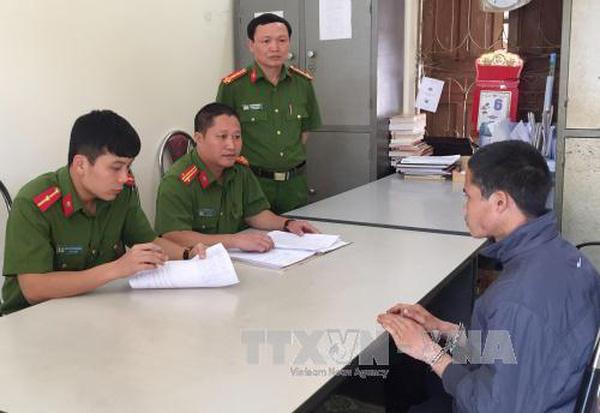 Bắt khẩn cấp đối tượng hiếp dâm bé gái 5 tuổi ở Sơn La