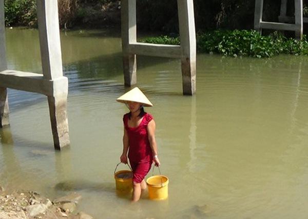 10.000 người dân Bình Thuận có nguy cơ thiếu nước sinh hoạt