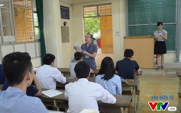 50% thí sinh thi THPT Quốc gia đăng ký từ 1 - 3 nguyện vọng