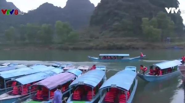 """""""Du lịch chui"""" phổ biến tại Vườn Quốc gia Phong Nha - Kẻ Bàng"""