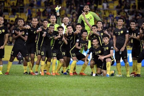 ĐT Malaysia công bố 26 cái tên dự AFF Cup 2018