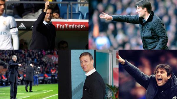 Những ứng viên sáng giá thay thế HLV Lopetegui tại Real Madrid