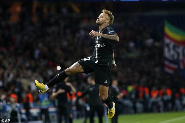 Liverpool là nơi quyết định tương lai của Neymar