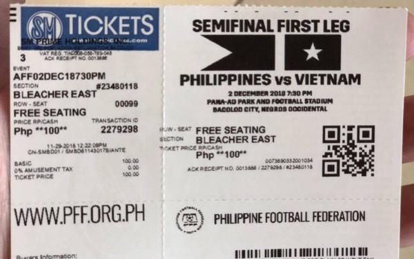 AFF Cup 2018: Không khó để sở hữu tấm vé bán kết lượt đi giữa ĐT