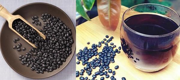 Bổ dưỡng với nước uống giải nhiệt từ các loại đậu