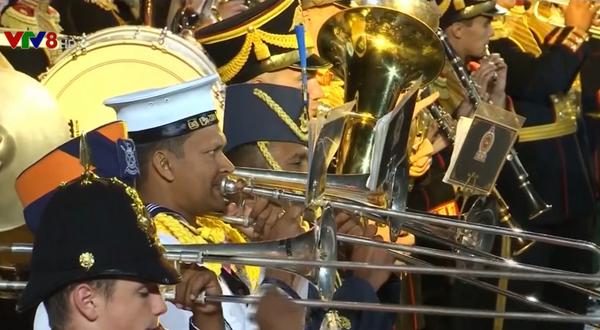 Hơn 1.000 người tham gia Liên hoan Quân nhạc Quốc tế tại Mosocow, Nga