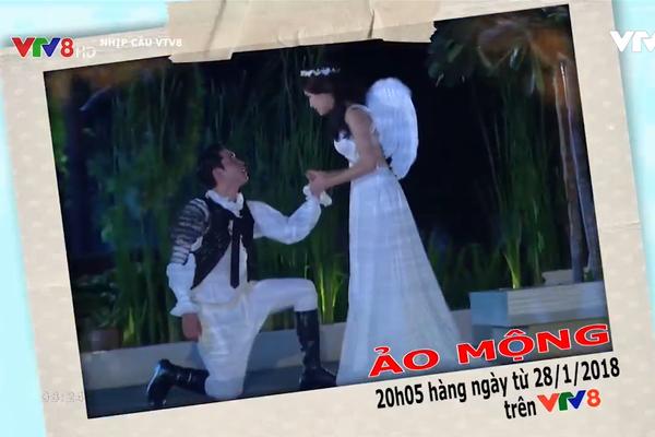 Phim Ảo Mộng VTV8 Thái Lan Trọn bọo