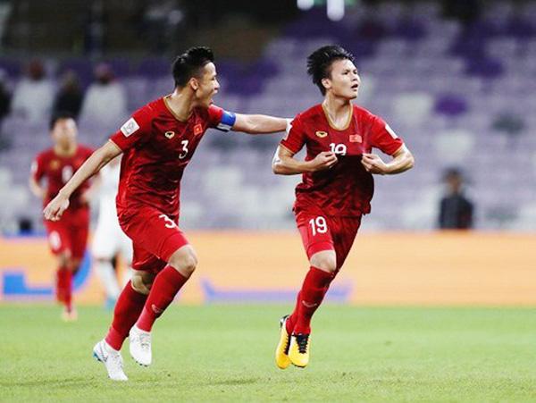 Xác định đối thủ của ĐT Việt Nam nếu vào vòng 1/8 Asian Cup 2019