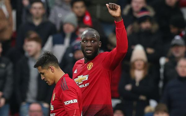 Lukaku ghi bàn trận thứ 3 liên tiếp, Man Utd dễ dàng vào vòng 4 FA Cup