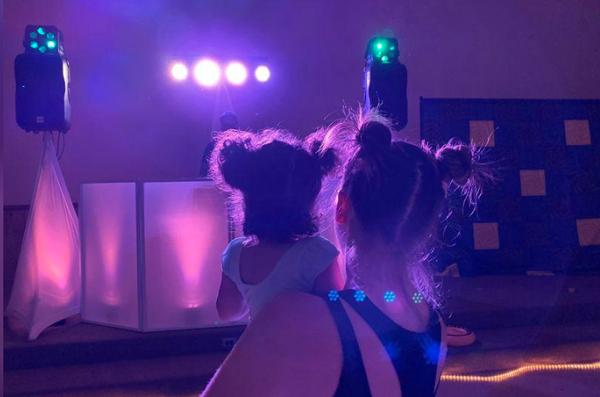 Sàn nhảy dành cho trẻ em - ảnh 1