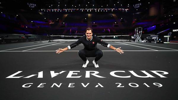 Laver Cup 2019: Federer nói gì về trận đấu với