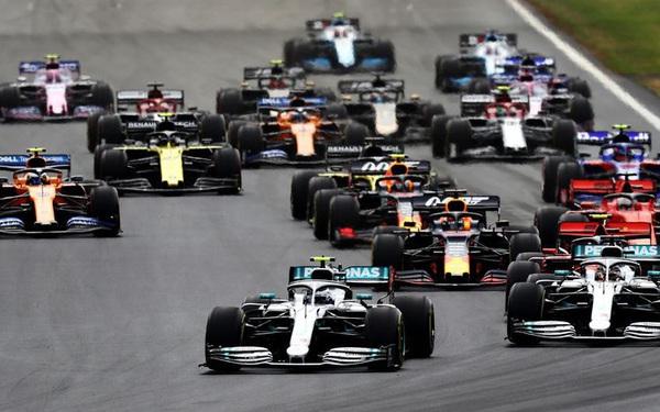 Mùa giải F1 2020 và 5 bước đảm bảo an toàn