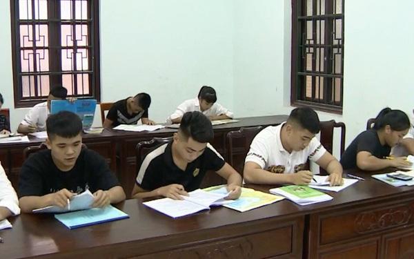 Chuyện ôn thi tốt nghiệp trung học phổ thông của các VĐV Bắc Ninh