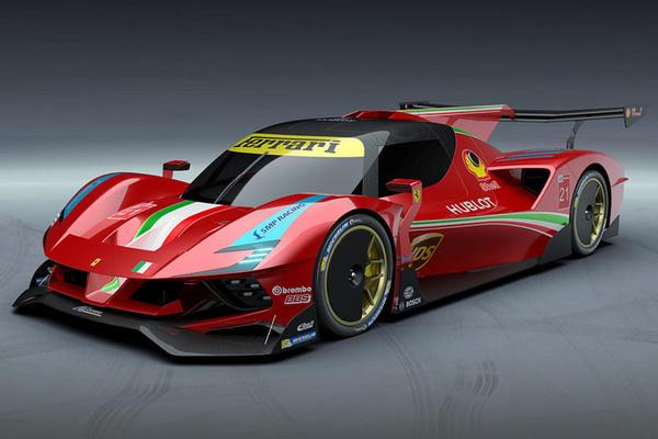 Ferrari sẽ trở lại Le Mans 24h trong tương lai gần