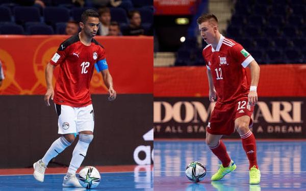 TRỰC TIẾP | ĐT futsal Guatemala 0-1 ĐT futsal Nga: Afanasev lập công