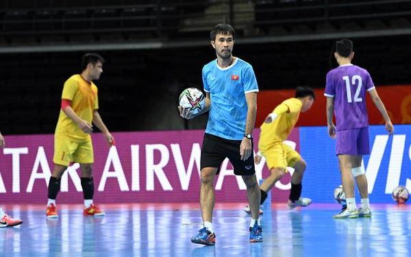 ĐT futsal Việt Nam quyết giành tấm vé đi tiếp tại FIFA Futsal World Cup Lithuania 2021™