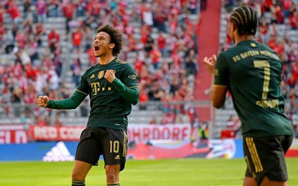 Bayern Munich vùi dập Bochum 7 bàn không gỡ