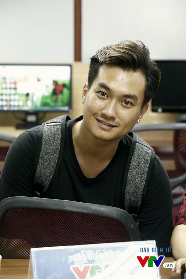 GLTT với diễn viên Phạm Anh Tuấn - Chàng Hotboy trong Zippo, Mù tạt và Em - Ảnh 1.