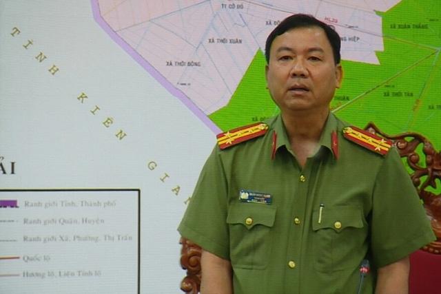 Nguyên Phó Chánh thanh tra Sở GTVT Cần Thơ thừa nhận bảo kê 9 doanh nghiệp vận tải - Ảnh 1.