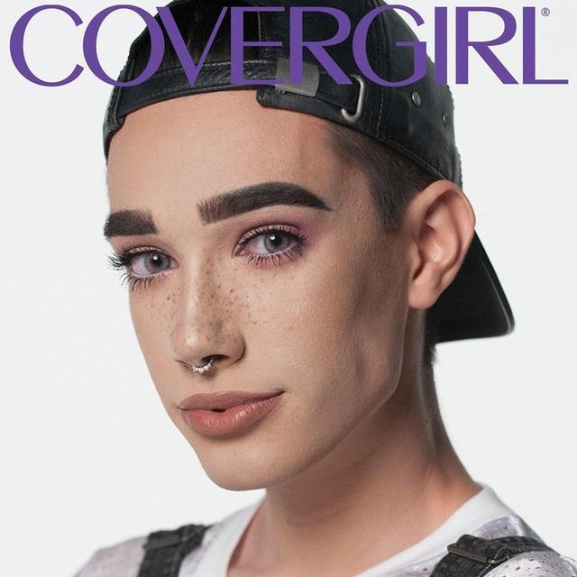 Chàng trai đầu tiên được chọn làm gương mặt đại diện mỹ phẩm - Ảnh 1.