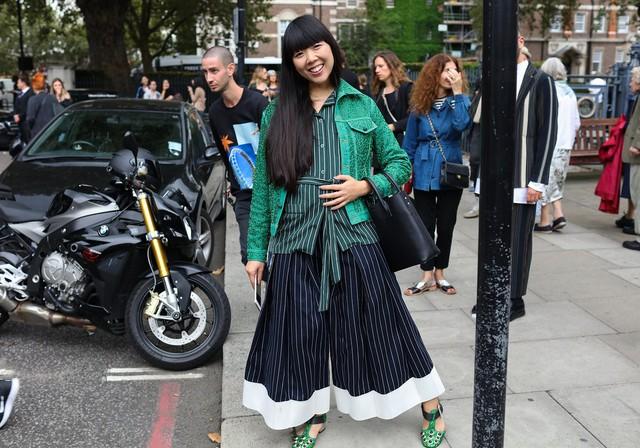 Tăm tia thời trang đường phố London cực chất và cá tính - Ảnh 3.