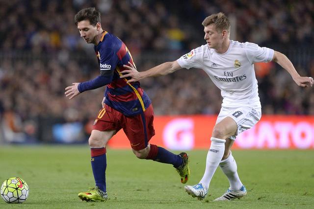 Toni Kroos ở lại Real Madrid đến năm 2022 - Ảnh 1.