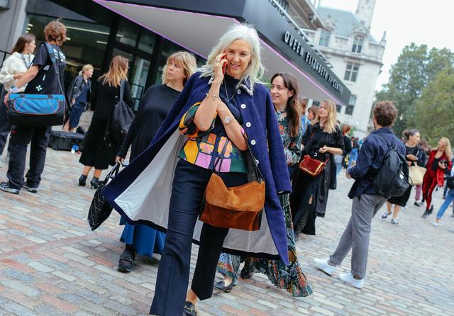 Tăm tia thời trang đường phố London cực chất và cá tính - Ảnh 5.