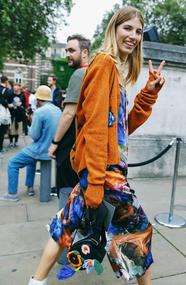 Tăm tia thời trang đường phố London cực chất và cá tính - Ảnh 6.