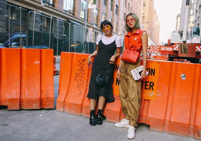 Những nét chấm phá điệu đà ở Tuần lễ thời trang New York - Ảnh 16.