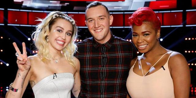 Xác định top 4 vào chung kết The Voice Mỹ, Miley Cyrus trắng tay - Ảnh 3.