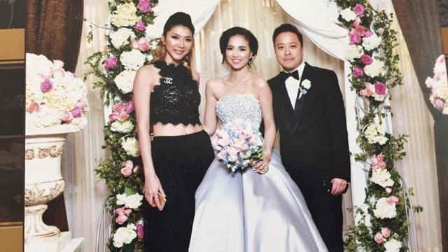 Victor Vũ và Đinh Ngọc Diệp bí mật kết hôn ở Mỹ - Ảnh 3.
