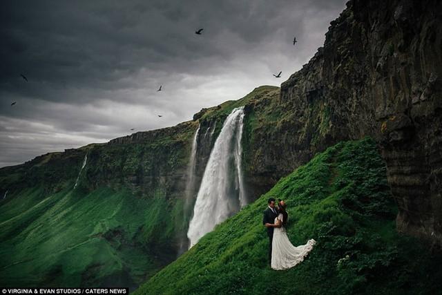 Ngất ngây với những địa điểm chụp ảnh cưới đẹp nhất thế giới - Ảnh 1.